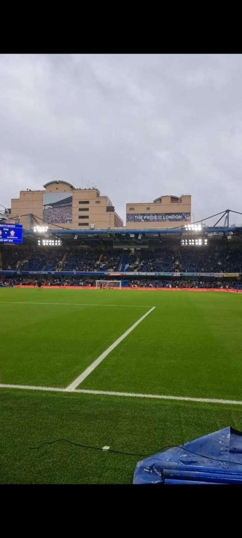 Stamford Bridge, section: Matthew Harding Lower 11, row: B, seat: 36