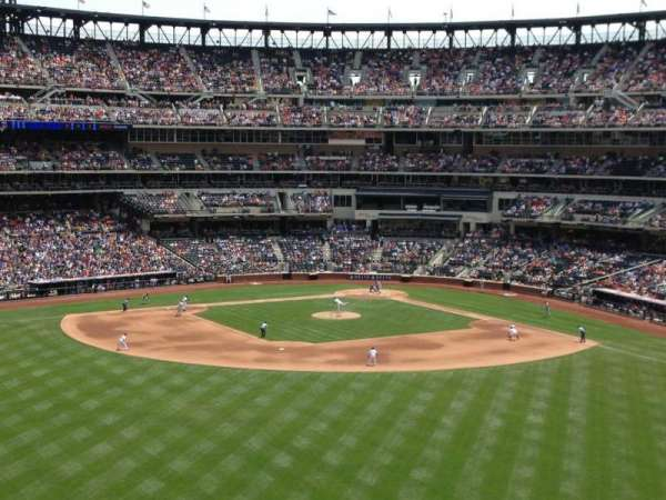 Citi Field, section: 338, row: 12, seat: 21