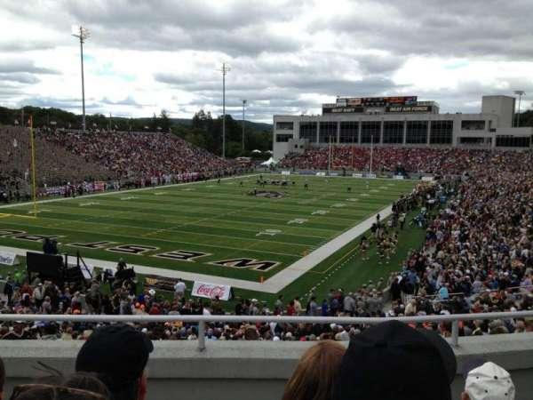 Michie Stadium, section: 19, row: KK, seat: 23