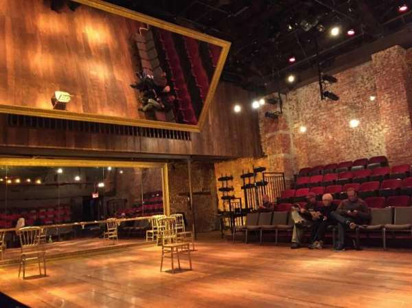Classic Stage Company, section: Side, row: A, seat: 101