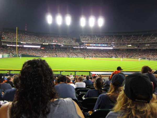Comerica Park, section: 150, row: N, seat: 11