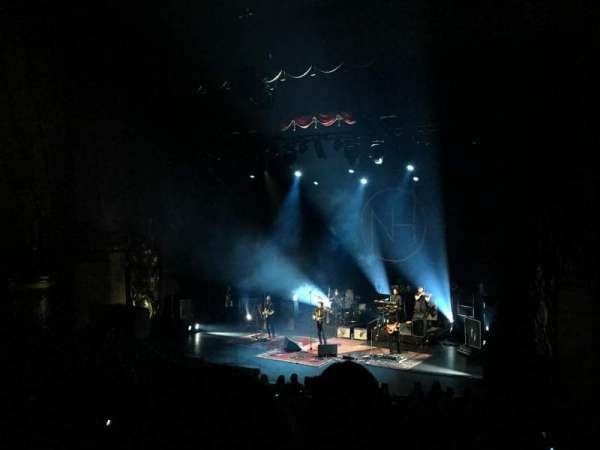 Beacon Theatre, section: LOGE4, row: C, seat: 34