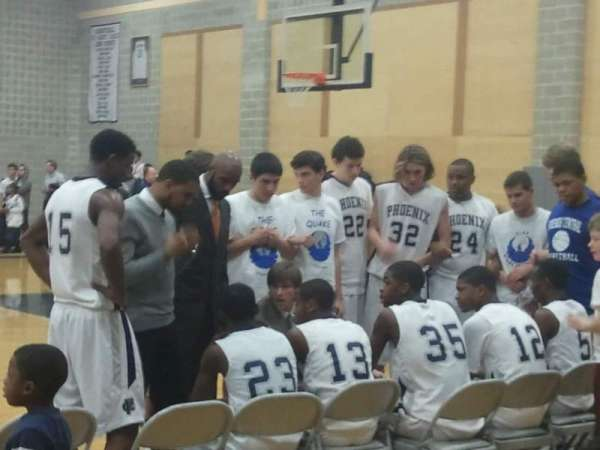 Friends Central 10 11 Bbs Fcs Bball Team, section: 1, row: 2, seat: 1