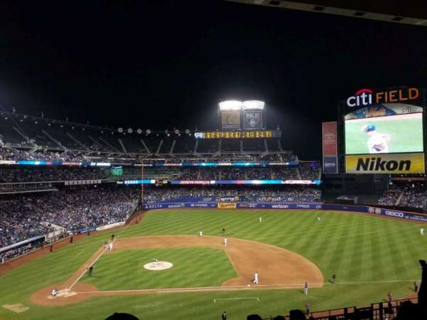 Citi Field, section: 312, row: 7, seat: 3