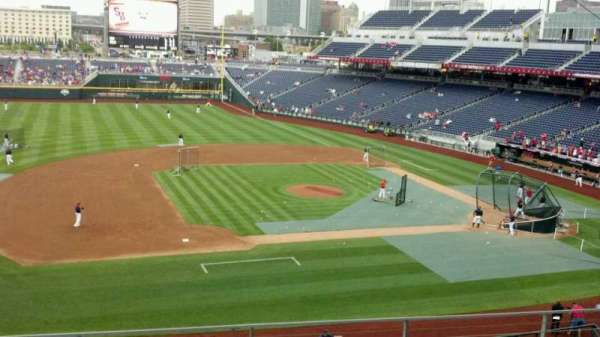 TD Ameritrade Park, section: 218, row: 5, seat: 14
