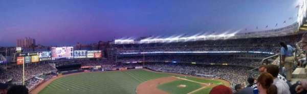 Yankee Stadium, section: 428, row: 4, seat: 5