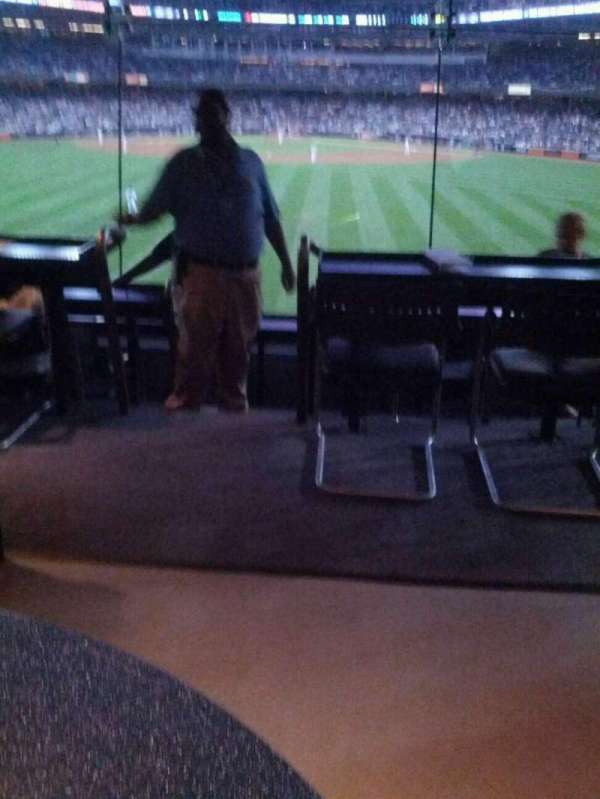 Yankee Stadium, section: Mohegan Sun Sports Bar