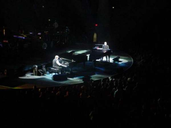 XL Center, section: 104, row: V, seat: 10
