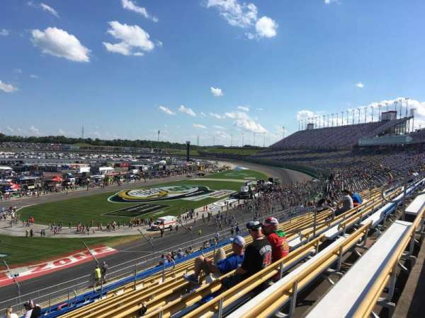 Kentucky Speedway, section: 4L, row: 27, seat: 15