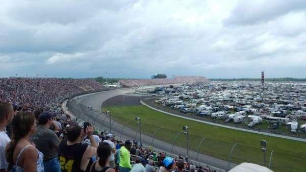 Michigan International Speedway, section: 107, row: 37, seat: 3