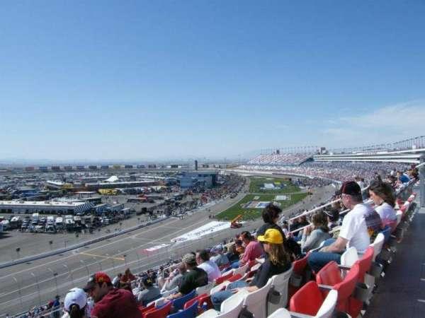 Las Vegas Motor Speedway, section: ET311, row: 56, seat: 15