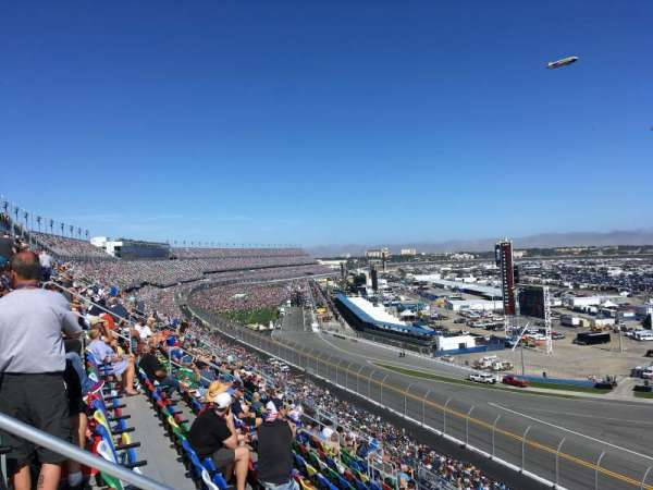 Daytona International Speedway, section: 391, row: 17, seat: 15