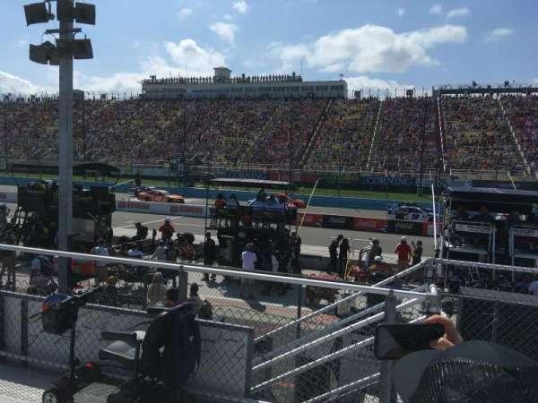 Watkins Glen International, section: 14, row: 3, seat: 1