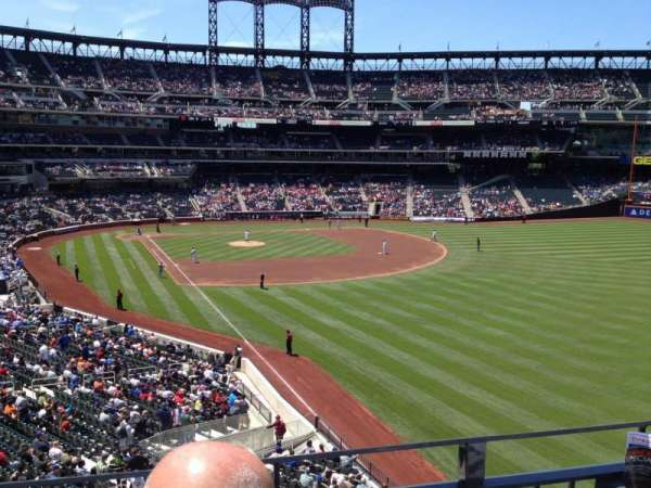 Citi Field, section: 305, row: 2, seat: 13