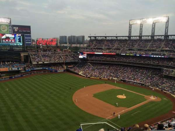 Citi Field, section: 525, row: 9, seat: 2