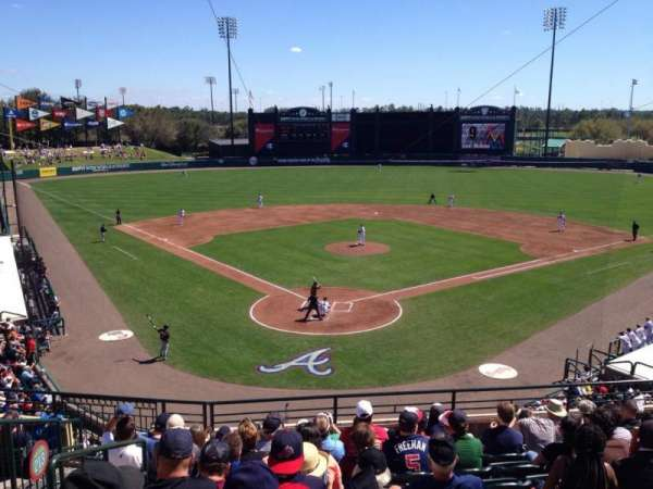 Champion Stadium, section: 212, row: K, seat: 15
