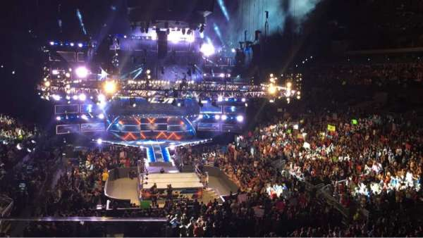 Amway Center, section: 110a, row: 25, seat: 17