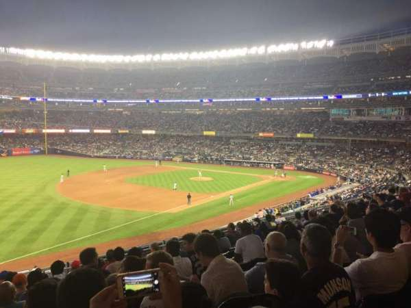 Yankee Stadium, section: 229, row: 10, seat: 5