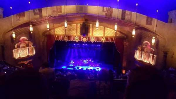 Fox Theatre (Atlanta), section: Second Dress Circle RA, row: Q, seat: 14