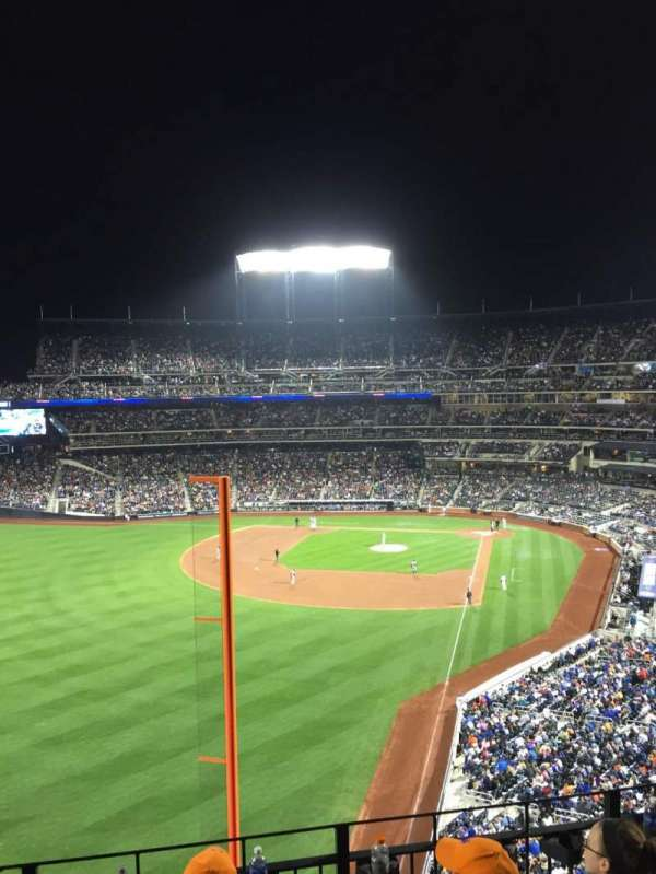 Citi Field, section: 430, row: 4, seat: 16