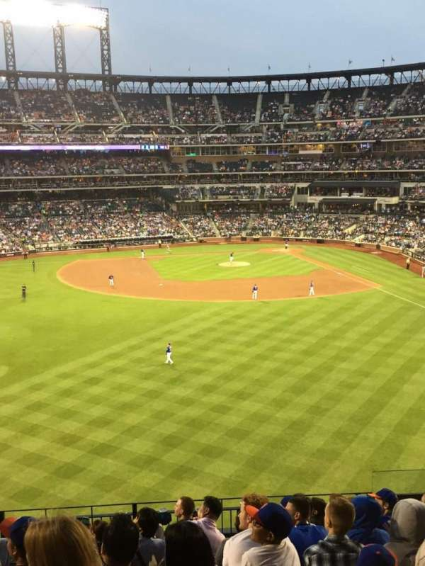 Citi Field, section: 336, row: 8, seat: 2