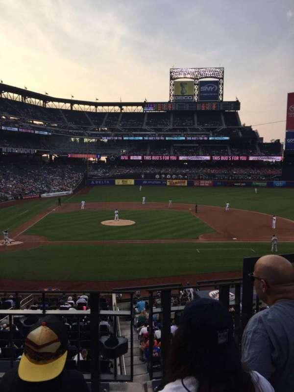 Citi Field, section: 115, row: 3, seat: 10