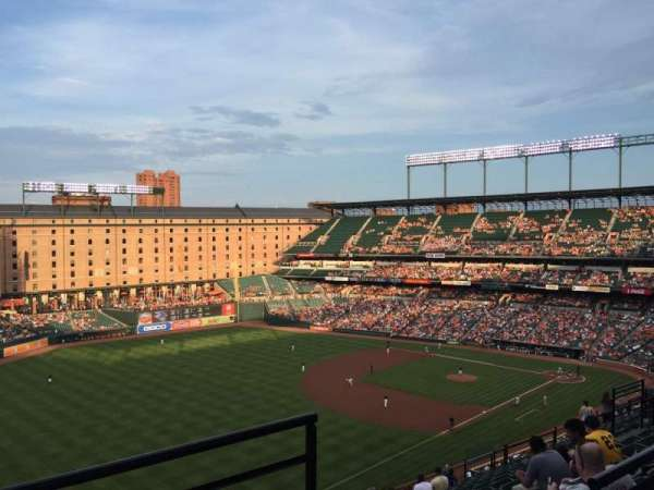 Oriole Park at Camden Yards, section: 370, row: 24, seat: 2