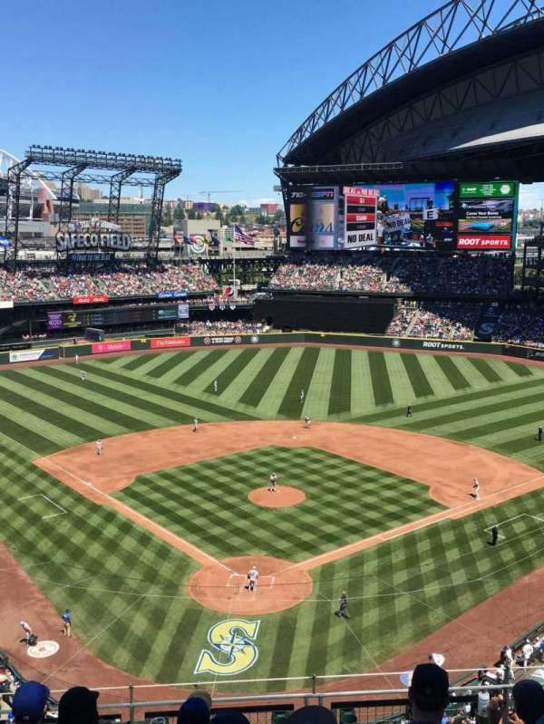 Safeco Field, section: 329, row: 6, seat: 14