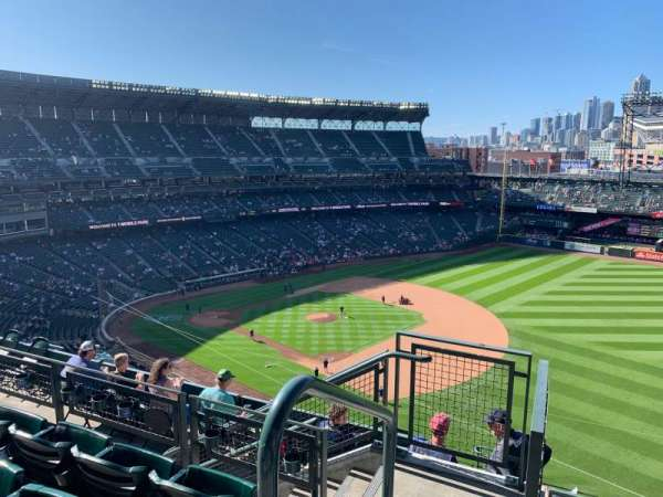 T-Mobile Park, section: 211, row: 11, seat: 24