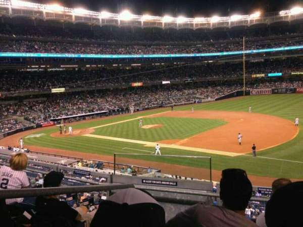 Yankee Stadium, section: 213, row: 4, seat: 14