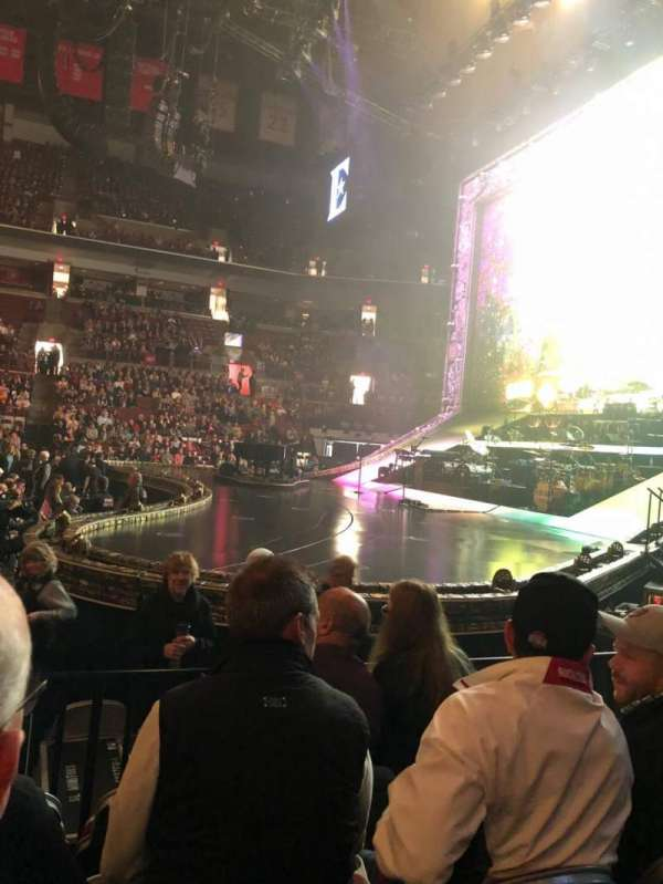Value City Arena, section: 121, row: H, seat: 19