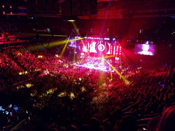 TD Garden, section: Bal 305, row: 10, seat: 13