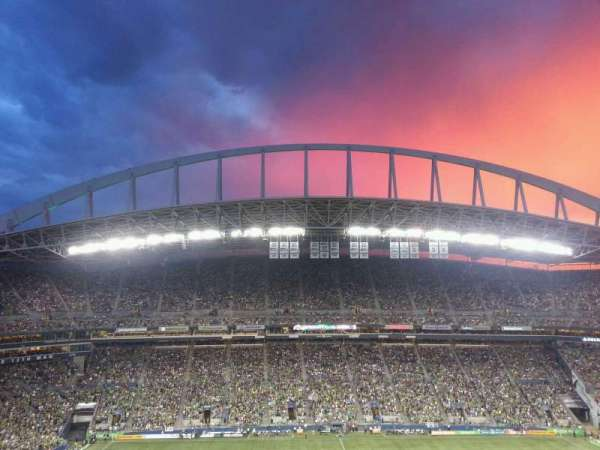 CenturyLink Field, section: 307
