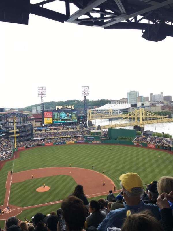 PNC Park, section: 311, row: Y