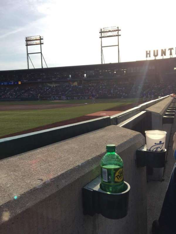 Huntington Park, section: 21, row: 1, seat: 3