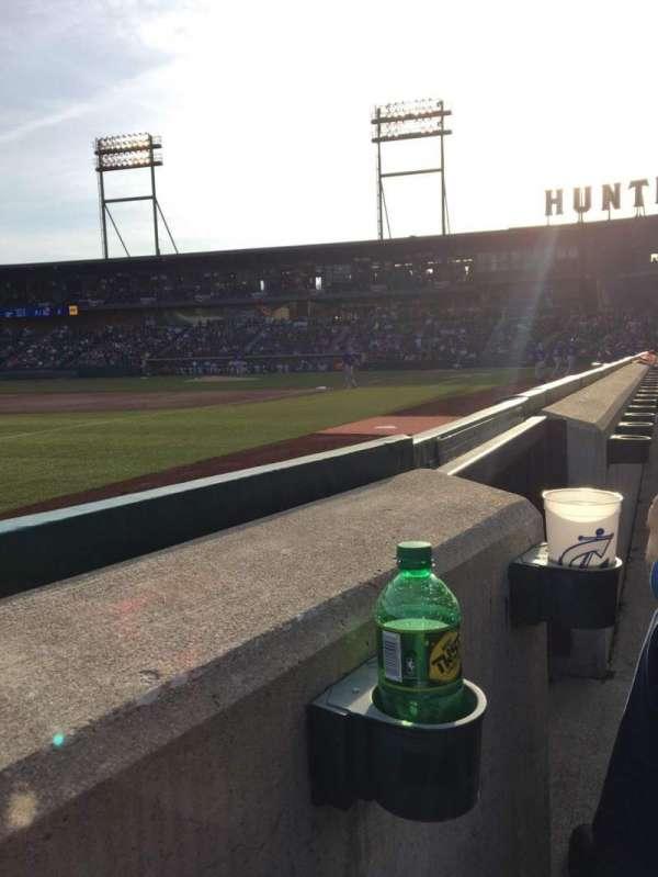 Huntington Park, section: 21, row: 1, seat: 3