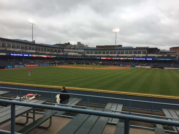 Fifth Third Field, section: 120, row: SRO