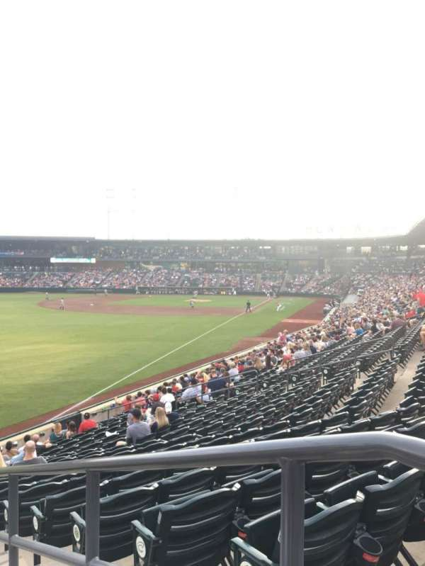 Huntington Park, section: 25, row: 17, seat: 1