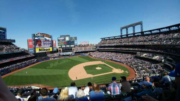 Citi Field, section: 422, row: 4, seat: 16
