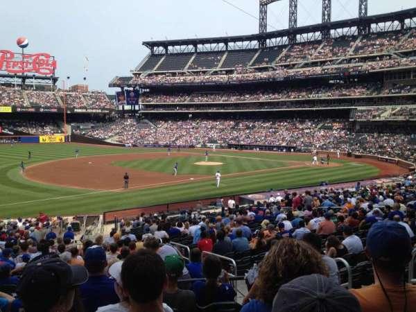 Citi Field, section: 125, row: 27, seat: 6