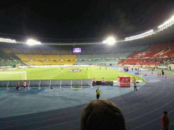 Ernst Happel Stadion, section: c