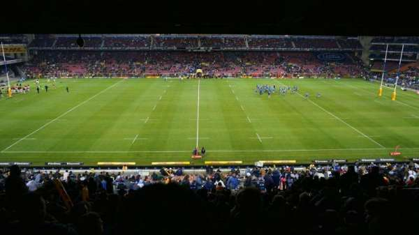 Newlands Rugby Stadium, section: Railway Level 2, row: S, seat: 147