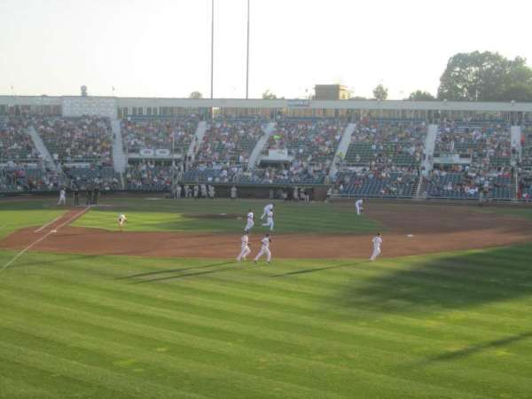 Hadlock Field, section: 502, row: E, seat: 6