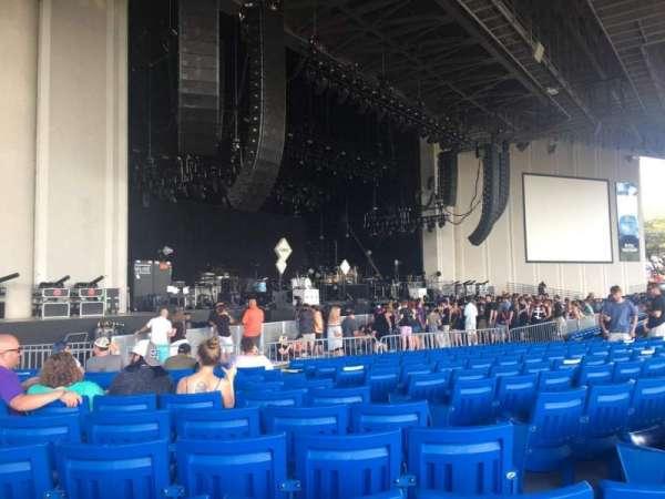 PNC Music Pavilion, section: 3, row: T, seat: 27