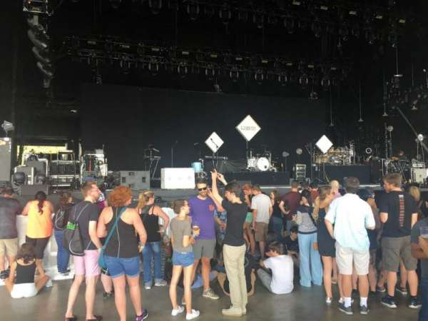 PNC Music Pavilion, section: 2, row: J, seat: 32