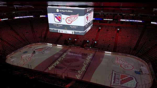 Little Caesars Arena, section: 210, row: 7, seat: 7