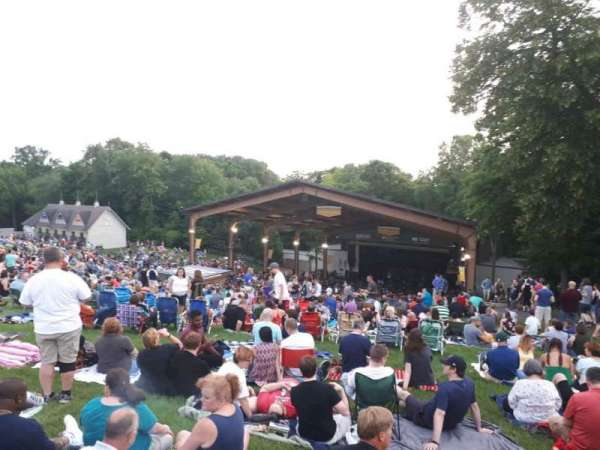 Meadow Brook Amphitheatre, section: Lawn, row: GA, seat: GA