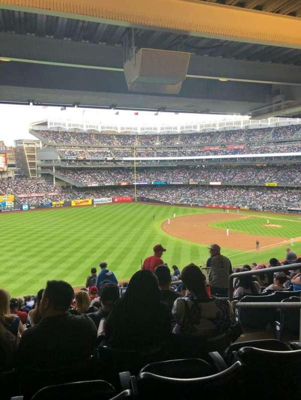 Yankee Stadium, section: 230, row: 23
