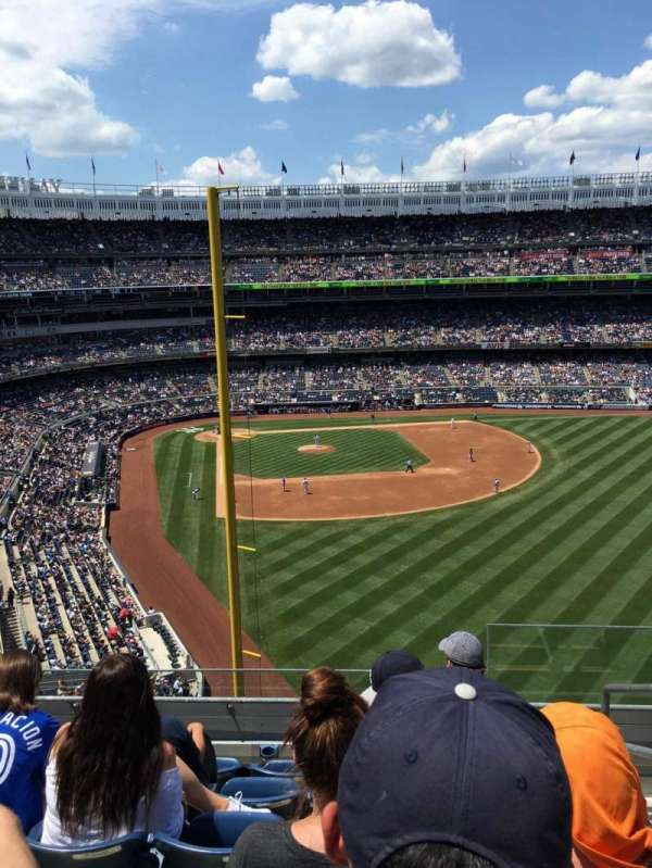 Yankee Stadium, section: 307