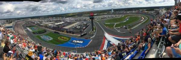 Charlotte Motor Speedway, section: Ford E, row: 67, seat: 25